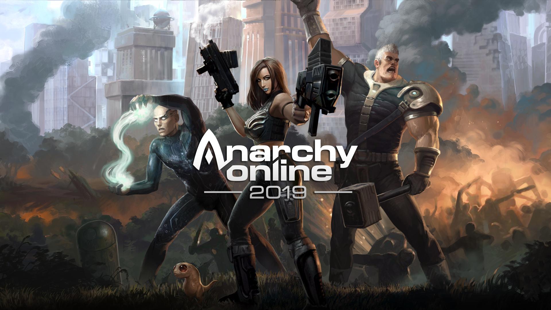 New Server: Rubi-Ka 2019 Now Open! | Anarchy Online